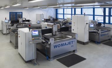 Wasserstrahlschneidemaschinen von Microwaterjet für das Mikrowasserstrahlschneiden